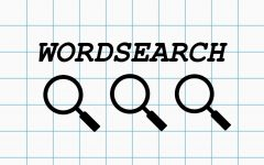 Get The Grade Word Search