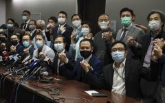 Hong Kong Legislators Resign in the Continuous Fight for Independence
